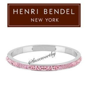 Henri Bendel Crystal Bangle